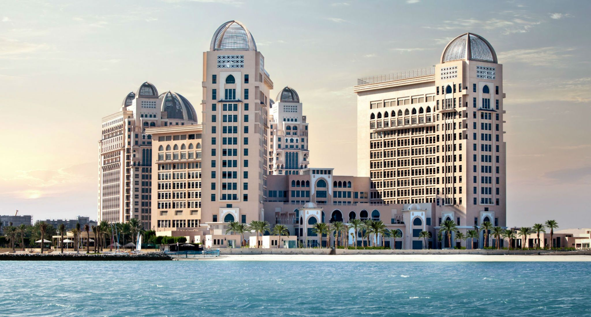 St Regis Doha - 5 star hotel in Doha - Exterior view
