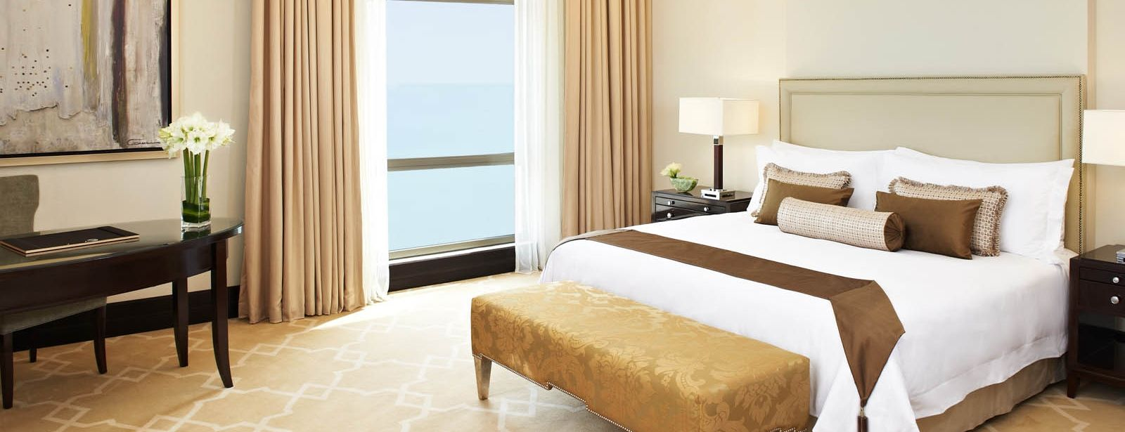 Empire Suite at The St. Regis Doha